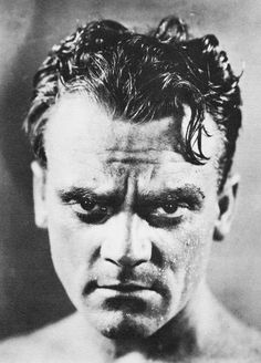 James Cagney---so much emotion in that face!