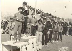 atletismo y algo más: #Recuerdos año 1978. #Atletismo. 1327. Primero Ped...