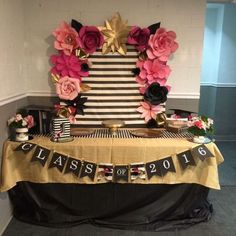 Kate spade Graduation/End of School Party Ideas   Photo 2 of 24