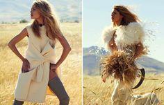 Pure Iconic: Doutzen Kroes in Vogue Netherlands September 2013