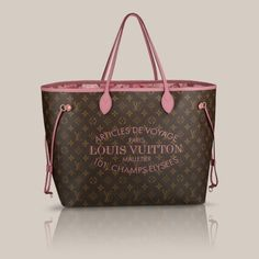 Neverfull GM via Louis Vuitton