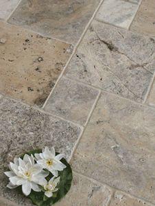 Pewter Tavertine Tiles, Paving & Wall Cladding - Bellstone