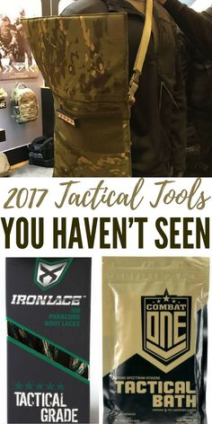 2017 Tactical Tools You Haven't Seen - Here are the new tactical products that will be available in the market this 2017. You might not seen these amazing tactical products before.