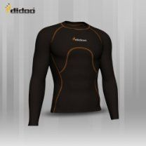 Ideal as a base layer or for training, Didoo's compression base layer shirts are a tight fit compression garment. Profile Design, Cycling Outfit, Clothing Company, Shirt Sleeves, Wetsuit, Tights, Training, Base, Flat