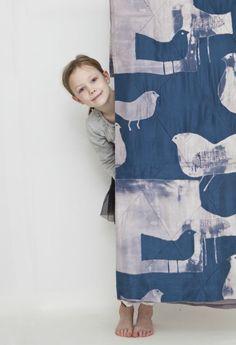 PAAPJE - handbedrukte stoffen | handprinted fabrics - Foto