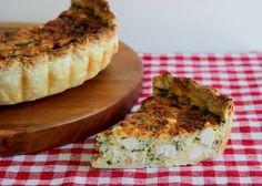 PicNic: Chicken, Spinach, and Bacon Quiche