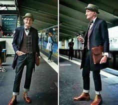 Ce hipster de 104 ans va vous donner des leçons de style ! #Bebuzz