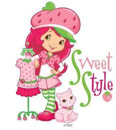 strawberry shortcake | Strawberry Shortcake - strawberry-shortcake Photo