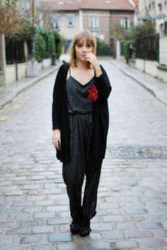 Otherbrand Glitter Playsuit