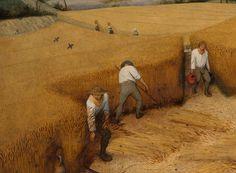 Pieter Bruegel the Elder: The Harvesters [detail] (19.164) | Heilbrunn Timeline of Art History | The Metropolitan Museum of Art