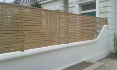 Iroko Slatted Panels