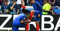 France 2, Ireland 1: France Rallies to Defeat a Spirited Ireland