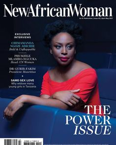 "319 mentions J'aime, 10 commentaires - New African Woman Magazine (@newafricanwoman) sur Instagram : ""#ChangingTheGame with one of the boldest voices of our generation. Chimamanda Ngozi Adichie talks…"""
