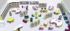 Library Design for Secondary Schools and Academies