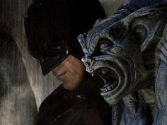 Gargola y Batman