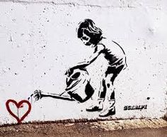 Awesome street art, urban art & world graffiti art from some amazing urban artists Banksy Graffiti, Street Art Graffiti, Street Art Utopia, Bansky, Banksy Artwork, Graffiti Girl, Amazing Street Art, Amazing Art, Street Art Love