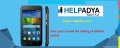 Looking tosell mobile online, post your advertisement now on best Ad Posting Site in India, Help Adya is the right place to be! Here you can get wide range of categories including wide range of products and services. For more information please visit our websitewww.helpadya.comor call us at +91-8527198118. Post Free Ads, Best Ads, Advertising, Range, India, Things To Sell, Website, Products, Cookers
