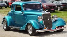 1934 Ford | Old Car | Amazing Classic Cars