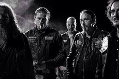 When will Sons of Anarchy Season 7 be on Netflix? You can stream Sons of Anarchy Season 7 on Netflix right now. Sons Of Anarchy Characters, Serie Sons Of Anarchy, Sons Of Anarchy Samcro, Soa Cast, Mark Boone Junior, Jackson Teller, Kim Coates, Netflix, Sons Of Anarchy Motorcycles