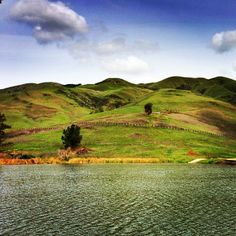 A nice place for a hike, picnic, horseback riding, or even hangliding (Ed Levin County Park - Milpitas, California)