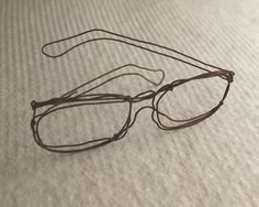 wire glasses