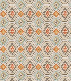 Smc Designs Upholstery Fabric-Kneel/Oasis