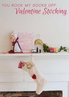 DIY: Valentine Stocking