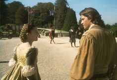 Danielle's Gold Court Gown in Ever After