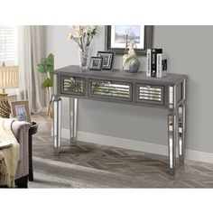 Shop for Gallerie Decor Summit Console Table. Get free shipping at Overstock.com - Your Online Furniture Outlet Store! Get 5% in rewards with Club O! - 18638995