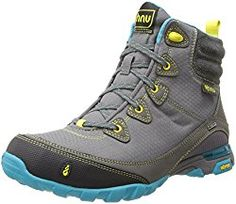 Shop a great selection of Ahnu Women's Sugarpine Hiking Boot. Find new offer and Similar products for Ahnu Women's Sugarpine Hiking Boot. Best Hiking Boots, Hiking Boots Women, Hiking Gear, Hiking Shoes, Camping Gear, Trekking Shoes, Denver Colorado, Colorado Springs, Rocky Mountain National