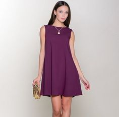Платье-трапеция идеально для женского гардероба: выкройки и инструкции по шитью