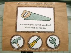Another Totally Tool by krissiev - Cards and Paper Crafts at Splitcoaststampers