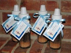 crafty ideas of homemade baby shower favors my baby shower favor baby shower favors 448x336