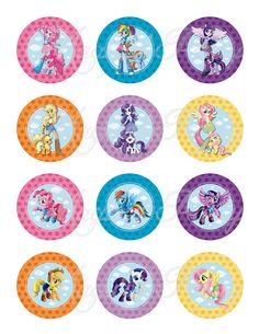 MY LITTLE PONY Equestria Girls Instant download 2 by MagicalParty