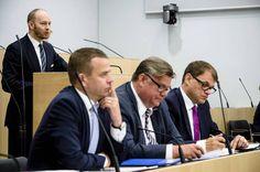 Orpo perussuomalaisten puheenjohtajakisasta: Katsotaan valinnan jälkeen, jatkuuko hallitusyhteistyö