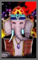 Ganesha (Ancient Wisdom) by CHRIZZTOPHER-TOBEY