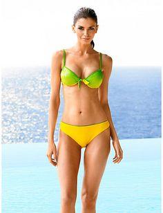 Heine - Push-up-Bikini kiwi im Heine Online-Shop kaufen