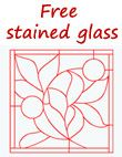 visit our sister stained glass site