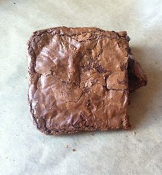 Chocolate Brownies by ClaresSquares on Etsy