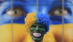 Portgual soccer fan // Euro 2012 Euro 2012, Soccer Fans