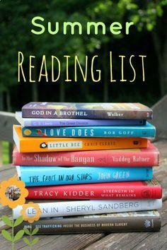 3220778108244781774813 Summer Reading List