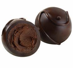 Godiva's Chocolate Soufflé Truffle