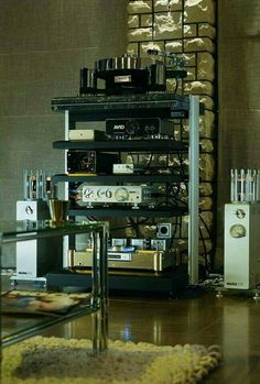High end audio audiophile stereo hi fi