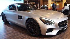 MERCEDES-AMG GT bi-turbo at Essen Motorshow - Exterior Walkaround