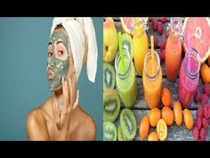 6 mascarillas frutales para relajar tu rostro Carrots, Vegetables, Japanese Mask, Remedies, Health, Carrot, Vegetable Recipes, Veggies