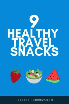 Looking for some delicious and healthy travel snacks? Look no further! Here's a list of 9 healthy travel snacks that are not only incredibly tasty, but also healthy!If you travel on a regular basis, you are bound to get hungry on the plane or late at night in your hotel! And many times the options at the airport are either chock full of unneeded calories (and unhealthy ingredients!) or it's too darned expensive (I just want some hummus…I did not want to refinance my house to afford it!)