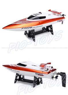 New Summer Gift 4 CH 2.4G RC Big Boat Racing Speedboat Electric Toys Ship High Speed Tracing River Drive Remote Control Machine   Newest remote control toys shop