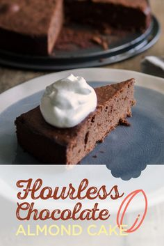 This Deliciously Healthy Flourless Almond Cake Will Change Your Life! You might be overwhelmed with cooking without flour but we have some helpful tips to make it easier. Get the scrumptious recipe here!