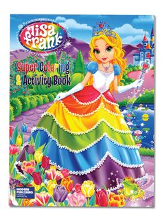 f38d3bfbc5d1cb I used to love Lisa Frank stuff!! Lisa Frank Coloring Books