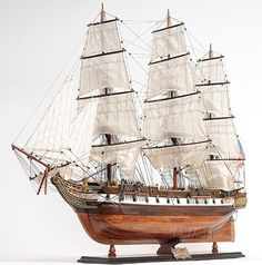 USS Constellation Tall Ship